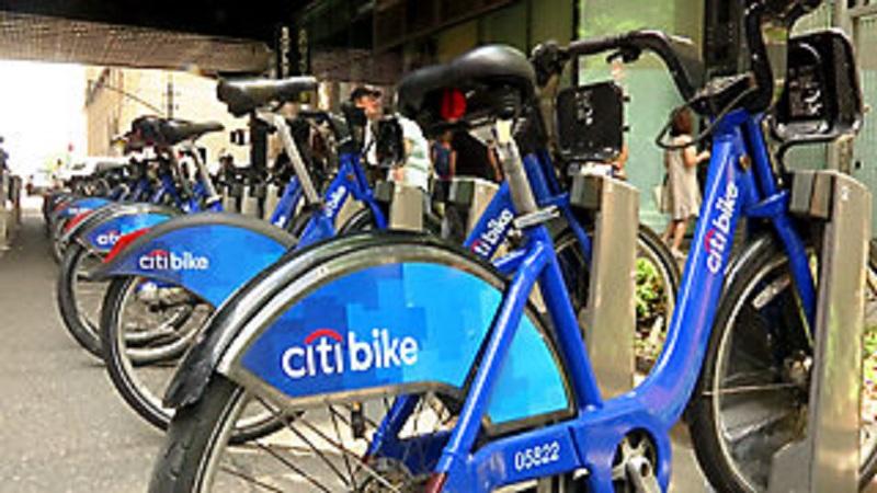 Coraz więcej CitiBike w Nowym Jorku
