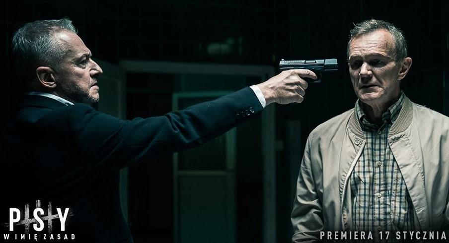 """Kultowe """"Psy"""" wracają! W styczniu na ekranach kin """"Psy 3. W imię zasad"""""""