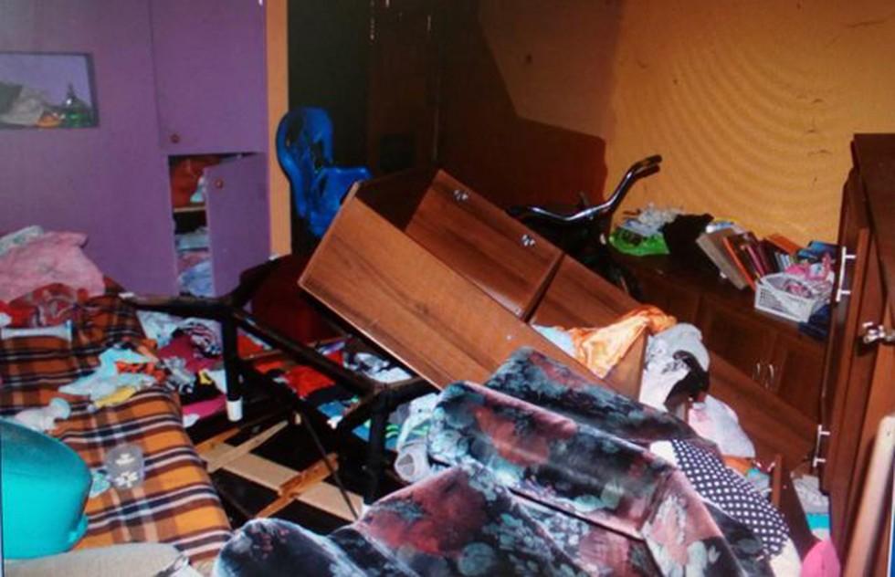 Policjanci z Sopotu zatrzymali kobietę, która wynajmowała mieszkania, a następnie je… dewastowała