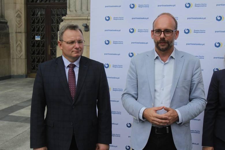 Śląska Partia Regionalna wchodzi do Koalicji Obywatelskiej. Dziś porozumienie