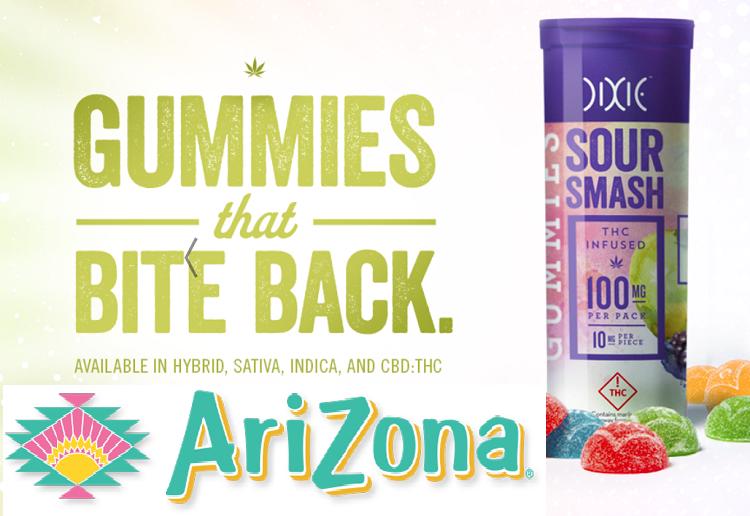 Arizona Iced Tea będzie sprzedawać produkty z marihuną