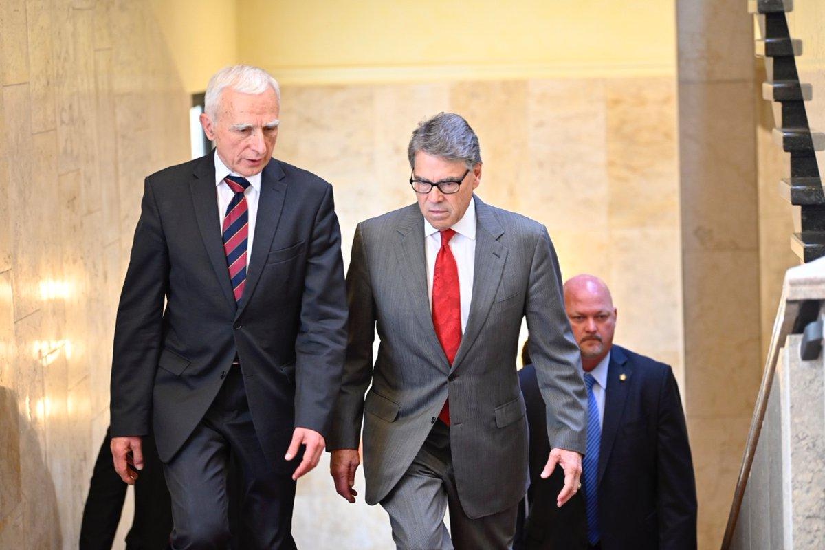 Sekretarz energii USA o dalszych sankcjach na Nord Stream 2: Najprawdopodobniej to zrobimy