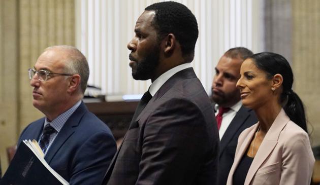 R. Kelly przed nowojorskim sądem nie przyznał się do zarzutów
