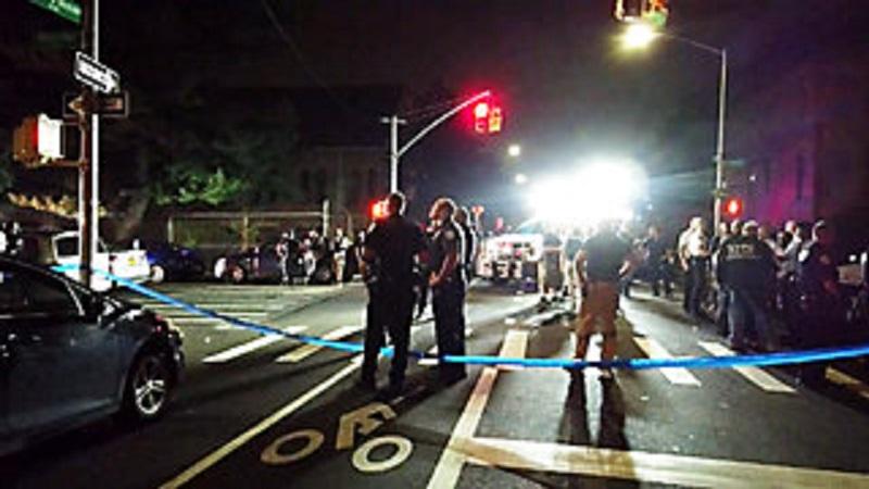 Strzelanina na Brooklynie