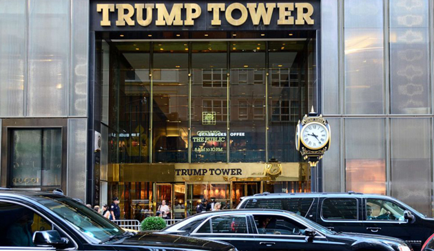 Petycja ws. zmiany adresu nowojorskiego Trump Tower na President Barack H. Obama Ave