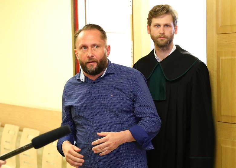 Sąd Okręgowy w Piotrkowie Tryb.: Kamil Durczok nie trafi do aresztu