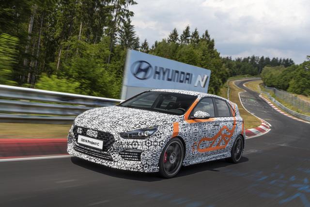 Frankfurt 2019: Hyundai zapowiada model i30 N Project C