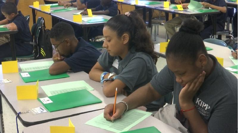 Rozpoczęły się zajęcia w KIPP Academy Middle School na Bronksie