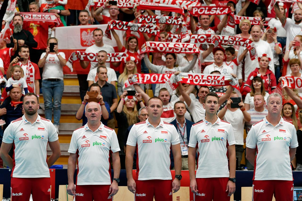 ME w siatkówce. Polski siatkarski walec. Polska pokonała w Amsterdamie Ukrainę 3:0