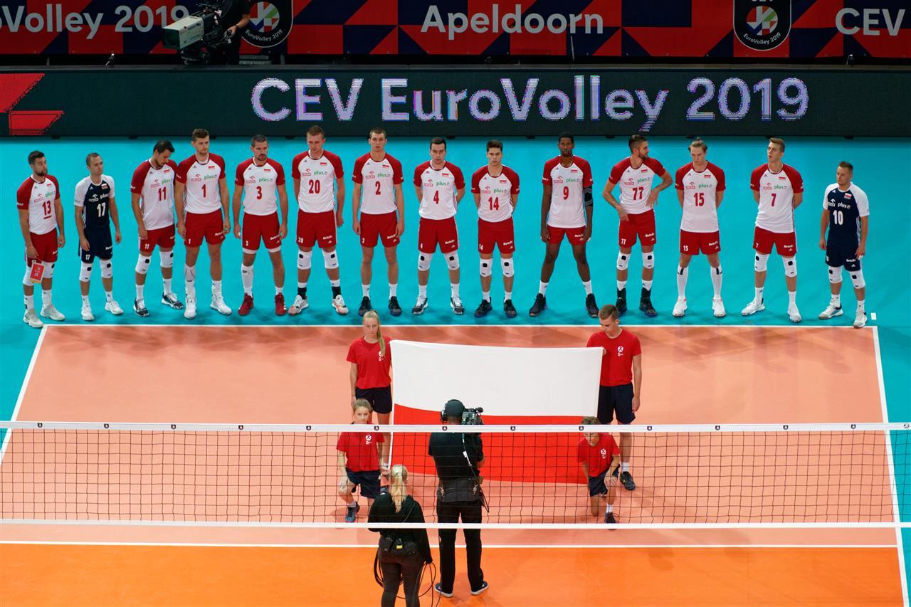 Polska ubiega się o organizację Mistrzostw Europy w Siatkówce Mężczyzn w 2021 r.