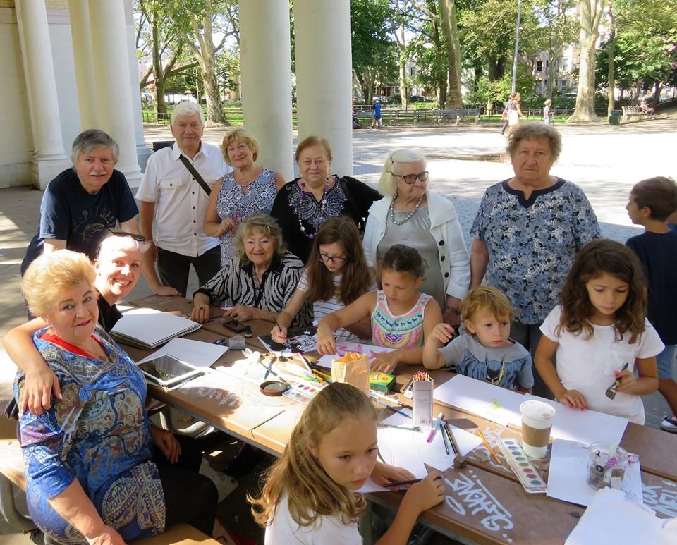 Polonijne spotkania z architekturą i sztuką