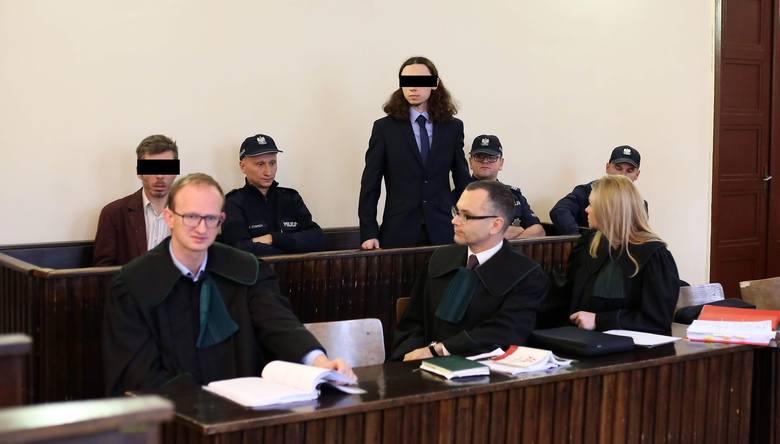 Proces terrorysty w Łodzi. Sprawa Dawida Ł. jest w Polsce wyjątkowa. 7,5 roku więzienia za związki z terrorystami?