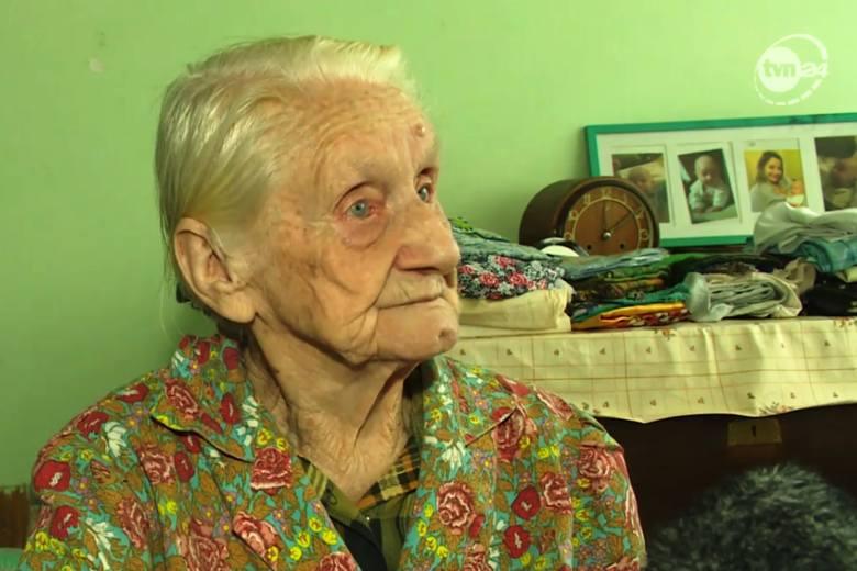 Oszuści okradli 99-latkę z Bielska-Białej. Dramat babci Ewy wstrząsnął sercami Polaków