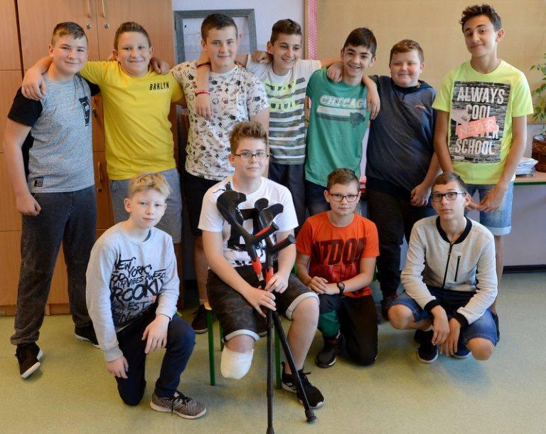 Mateusz Holewa z Rybnika stracił nogę w wypadku. Znowu chce biegać, pływać, jeździć na rowerze. Potrzebna pomoc