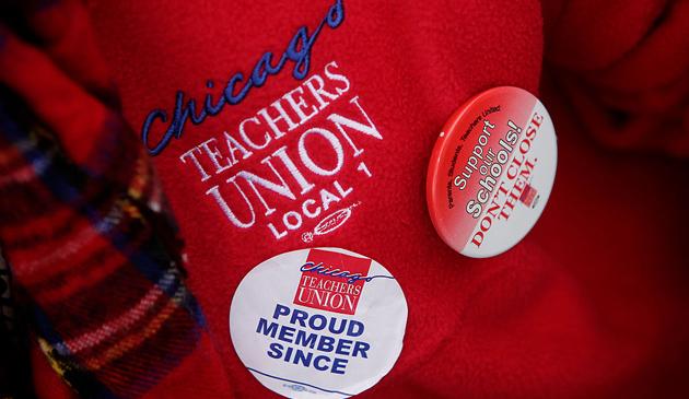 W październiku może dojść do strajku nauczycieli CPS