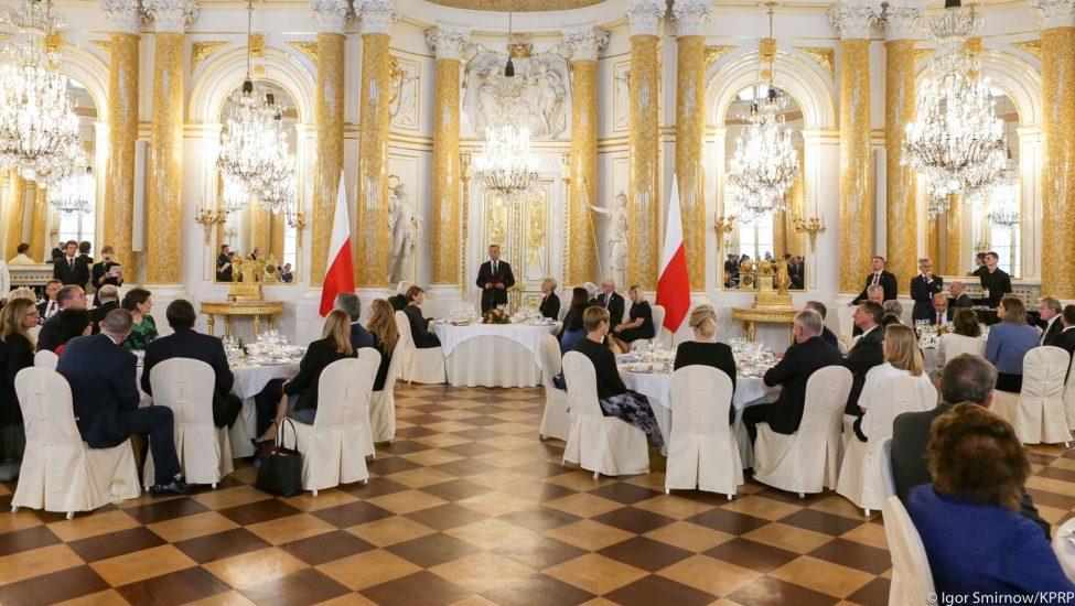 Prezydent Andrzej Duda zaapelował o pokój między narodami