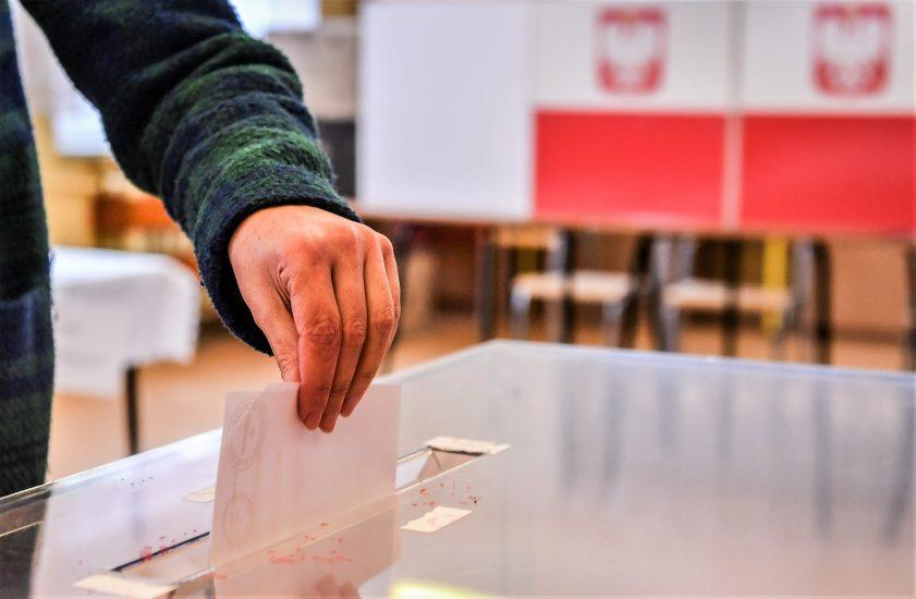 Głosowanie w USA w wyborach do Sejmu i Senatu RP