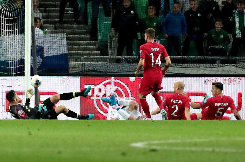 Polska przegrała ze Słowenią!