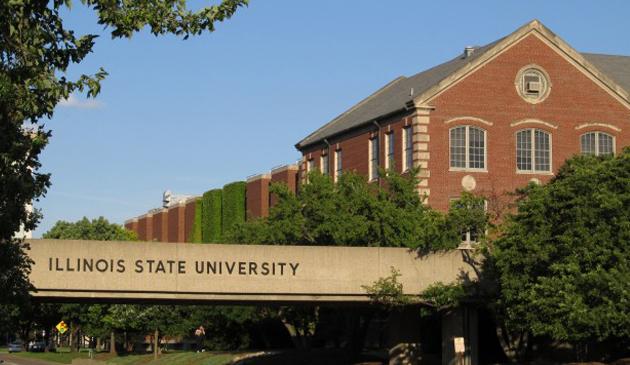 Illinois State University przyjął rekordową liczbę studentów