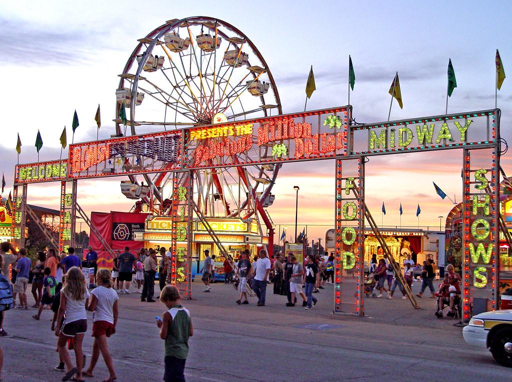 Rekordowy dochód z Illinois State Fair
