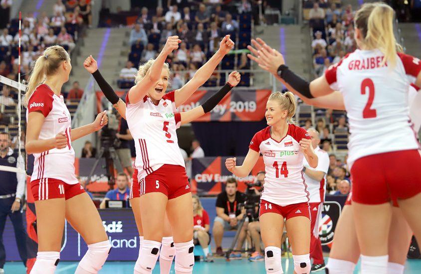 Polki w półfinale Mistrzostw Europy!