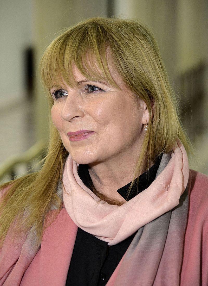 Wicemarszałek Sejmu Małgorzata Gosiewska ma zakaz wjazdu do Federacji Rosyjskiej
