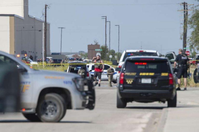Pięć ofiar śmiertelnych i 21 rannych strzelaniny w Teksasie