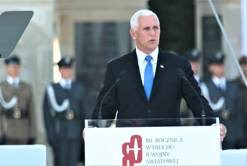 Mike Pence: To wielki zaszczyt, że mogę stać tutaj w Polsce, która jest bezpieczna, silna i wolna