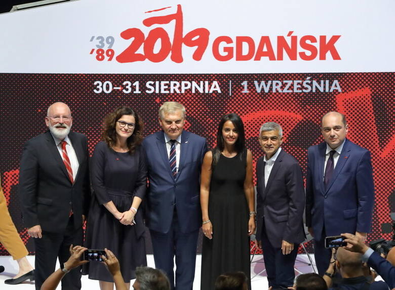 """Gdańsk: Prezydent Dulkiewicz przeprosiła za """"egzotycznych gości"""""""