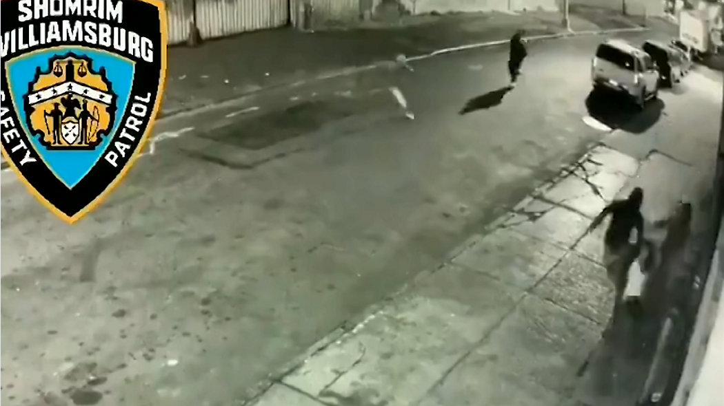 Rabusie grasują na Williamsburgu