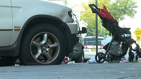 Kierowca potrącił śmiertelnie niemowlaka w wózku