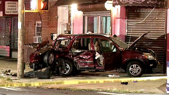 Śmiertelny wypadek na Queensie