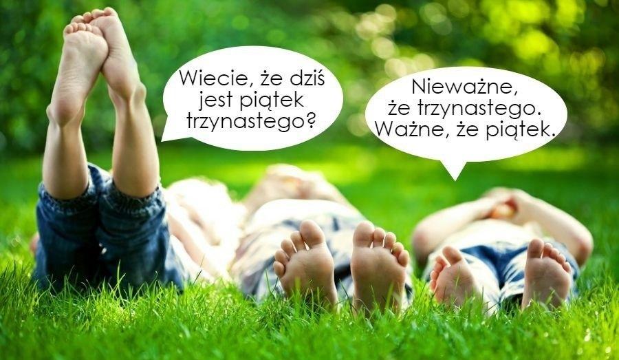 """Prof. Zbigniew Mikołejko o piątku 13-ego: """"Stare przesądy zastępujemy nowymi. Wcale nie przestaliśmy być archaiczni czy średniowieczni"""""""