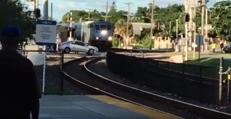 Tydzień bezpieczeństwa na przejazdach kolejowych