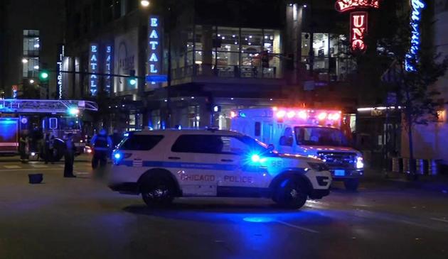 44-latek śmiertelnie potrącony w centrum Chicago
