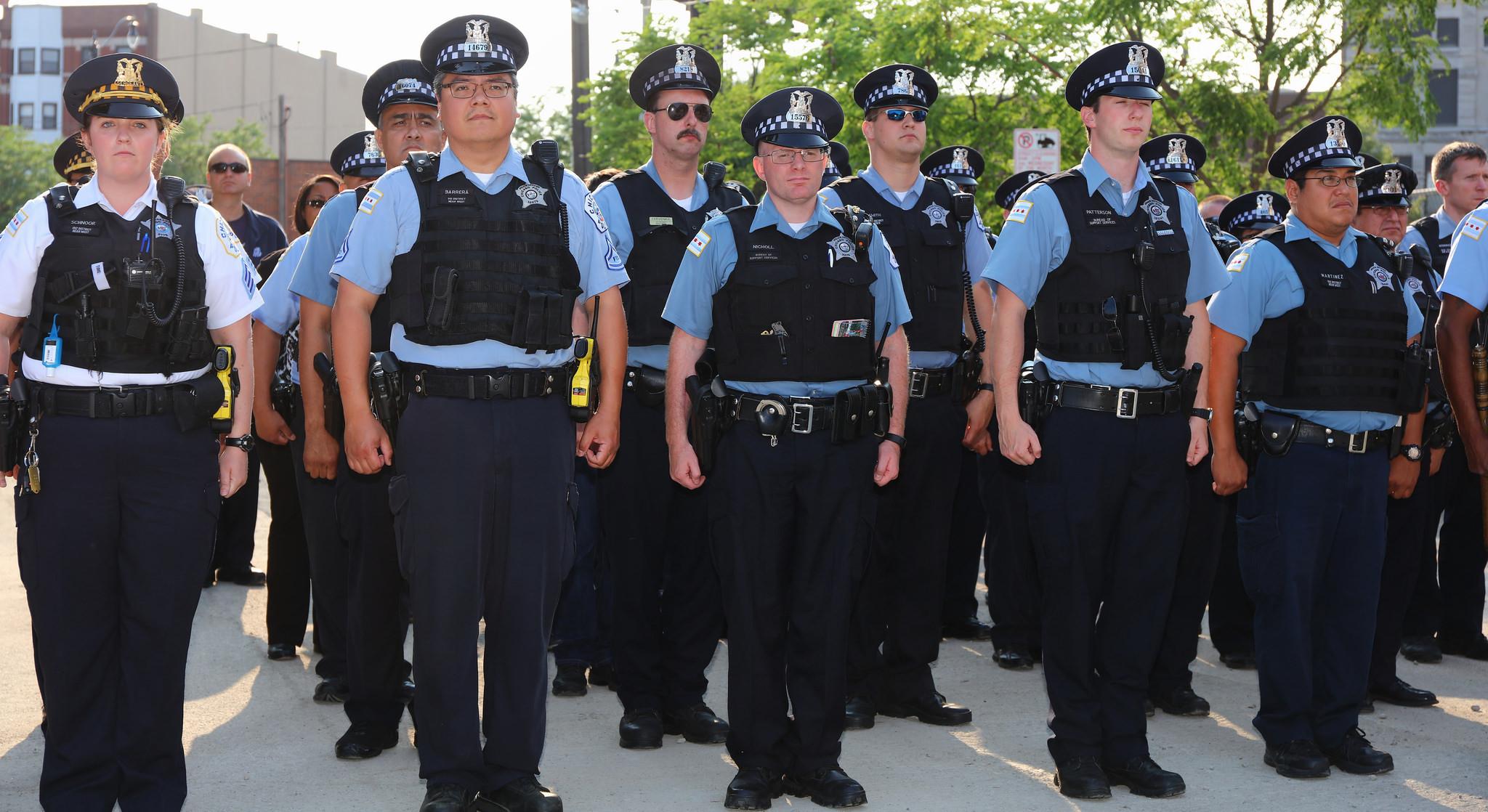 Chicago wydało ponad 200 milionów dolarów na adwokatów dla policjantów