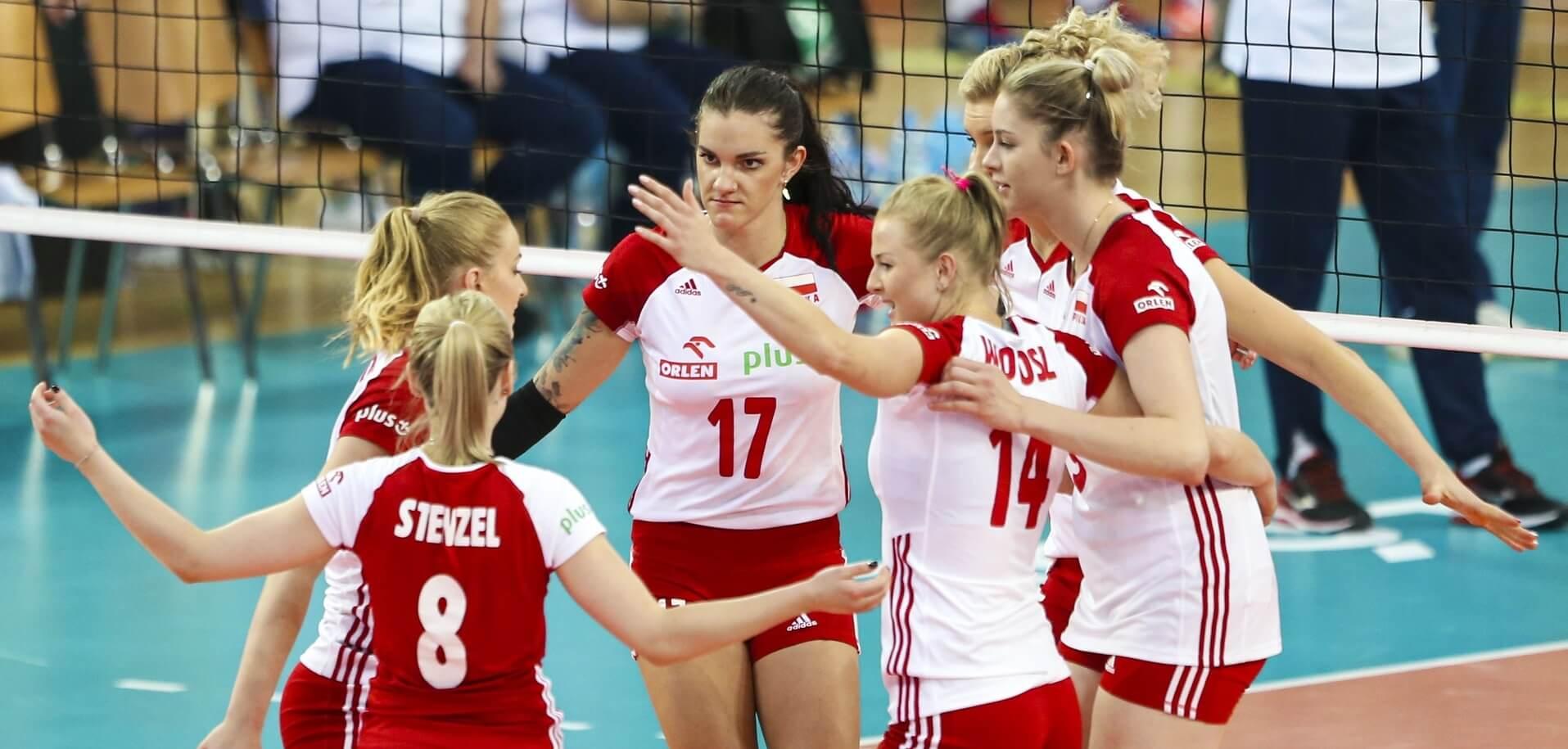 Polskie siatkarki awansowały do ćwierćfinału mistrzostw Europy