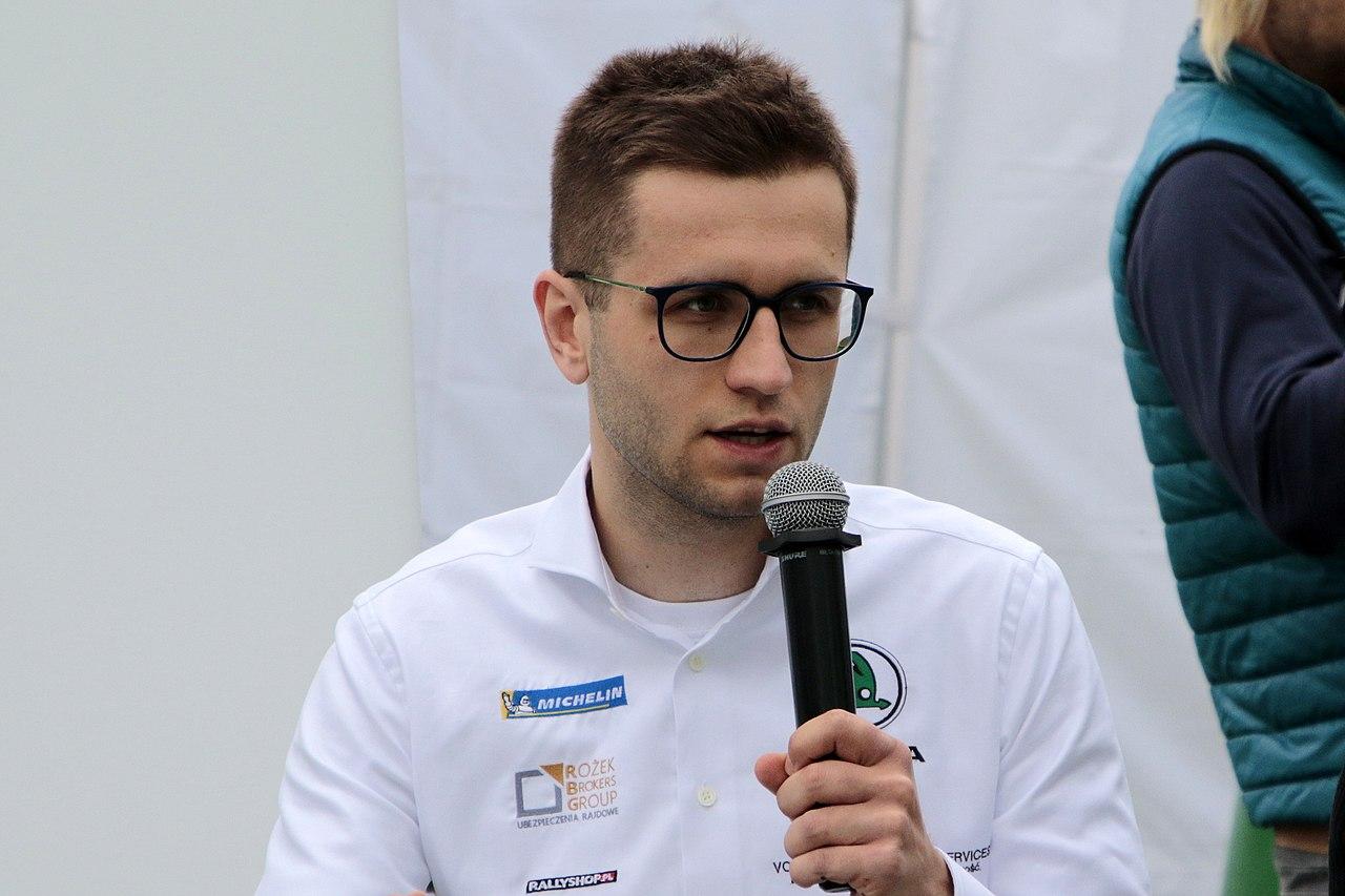 Miko Marczyk: Najmłodszy w historii mistrz Polski w rajdach samochodowych