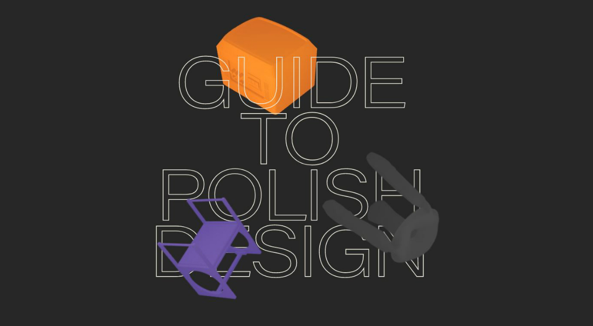 Strona internetowa dotycząca polskiego wzornictwa z wyróżnieniem Site of The Day
