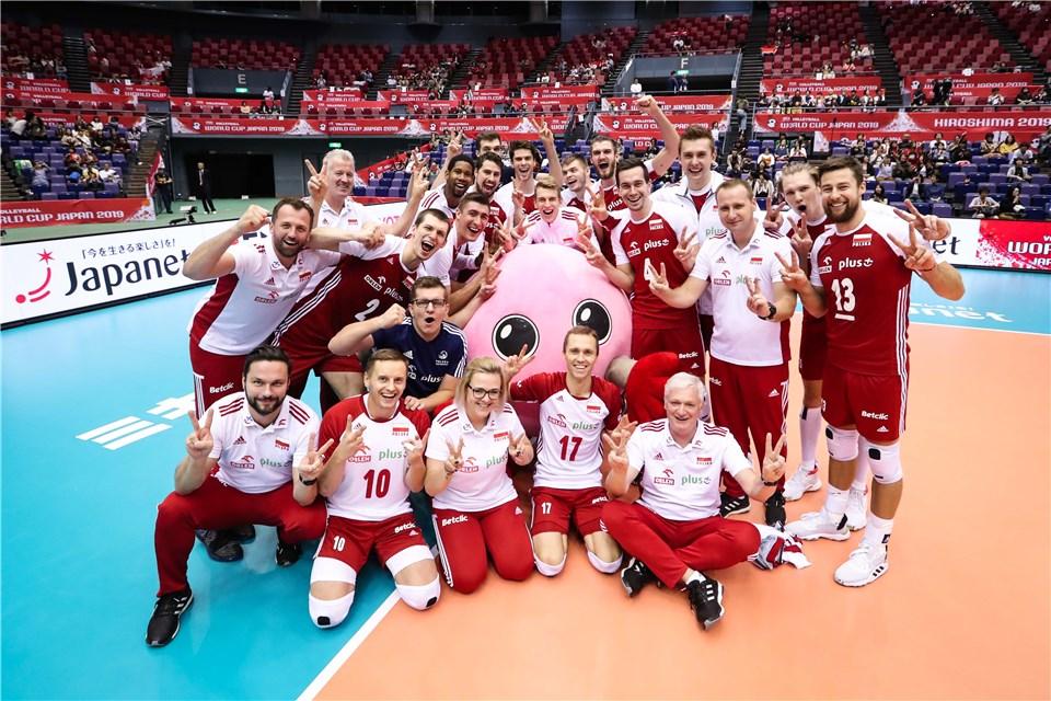 Srebrny medal Polski w Pucharze Świata