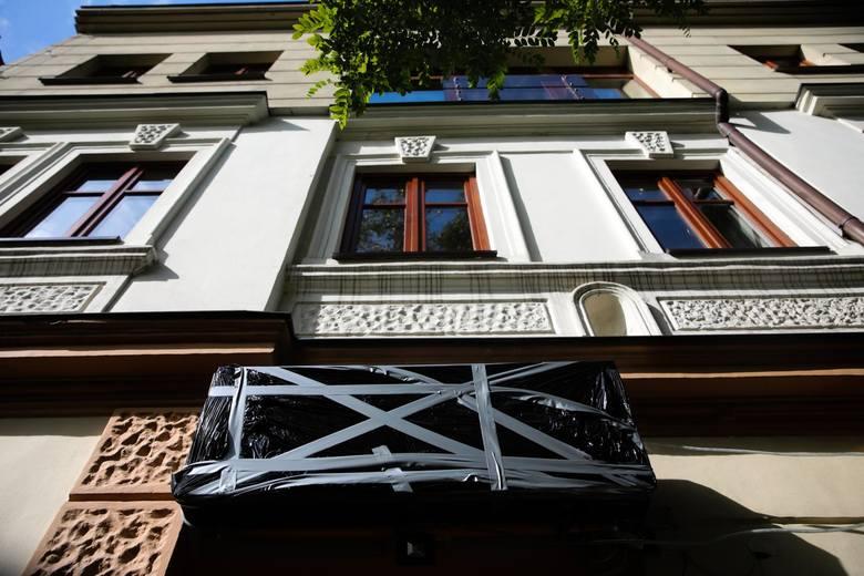 Kraków: W kamienicy Mariana Banasia miało być centrum szkoleniowo-hotelowe. Na to wzięto unijną dotację…