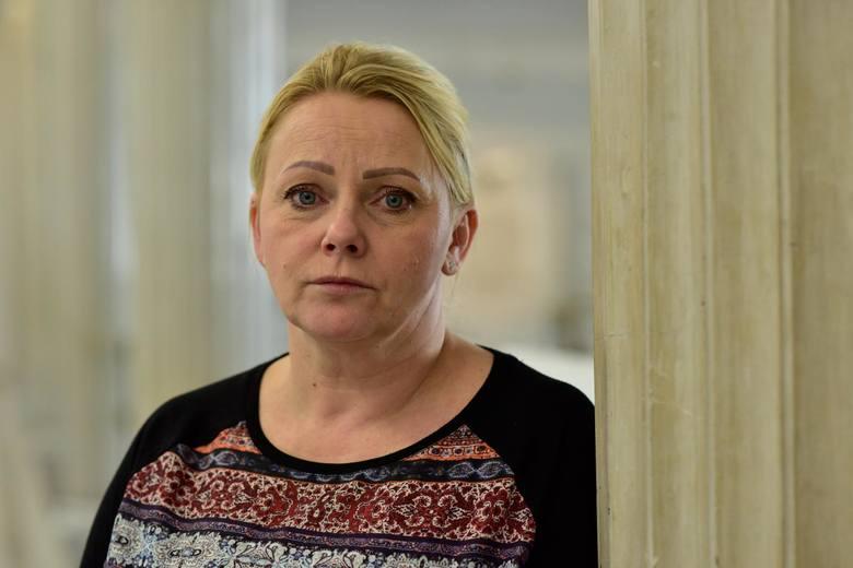 Toruń: Ktoś złożył donos na Iwonę Hartwich. Zarzuca jej, że źle opiekuje się swoim synem