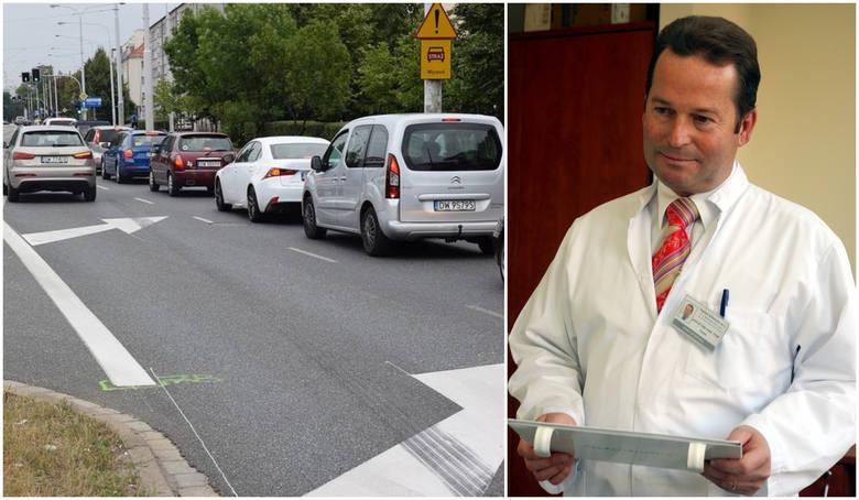 Prof. Kuna: Buspasy to jest jedna wielka bzdura. Są szkodliwe dla kierowców i pasażerów oraz dla mieszkańców mieszkających przy drodze