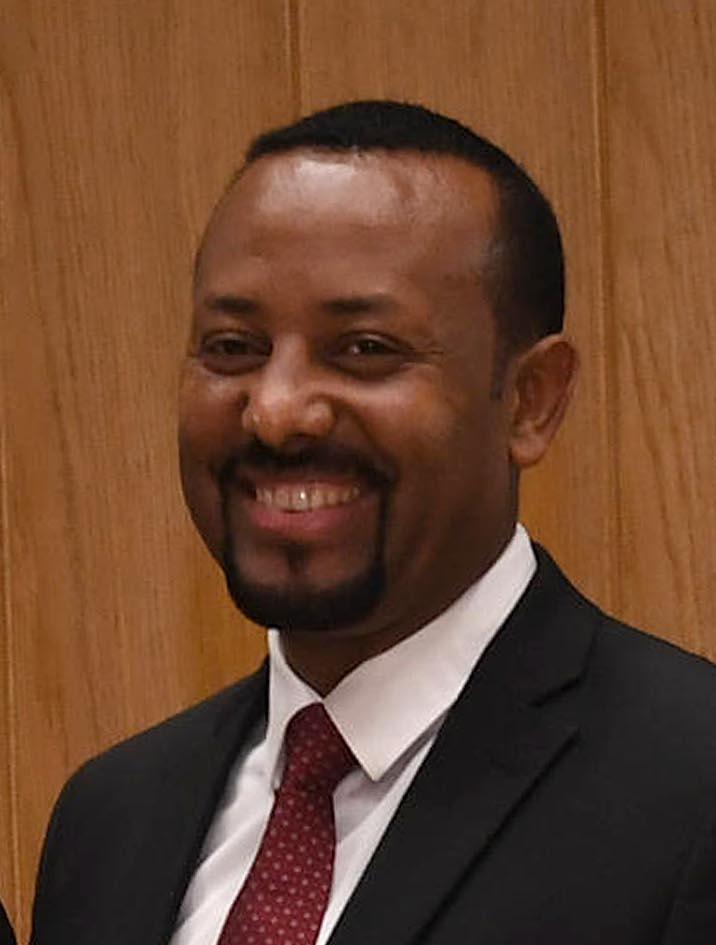 Premier Etiopii Abiy Ahmed Ali laureatem Pokojowej Nagrody Nobla 2019