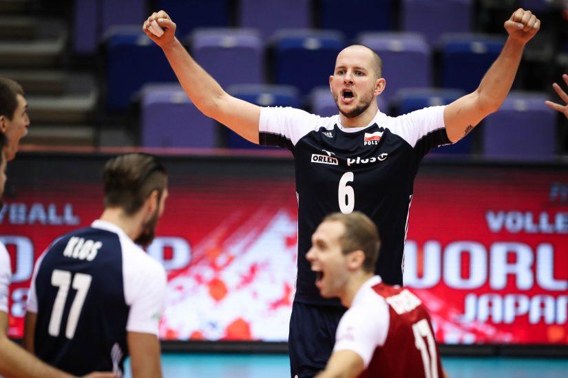 Polska wygrała z Australią 3:0 w meczu 8. kolejki Pucharu Świata w siatkówce