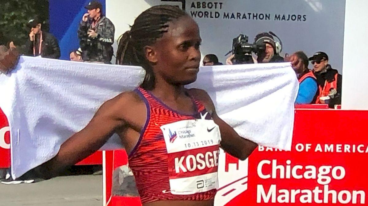 W Chicago pobito rekord świata w maratonie
