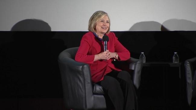 Hillary Clinton uhonorowana przez mieszkańców Park Ridge