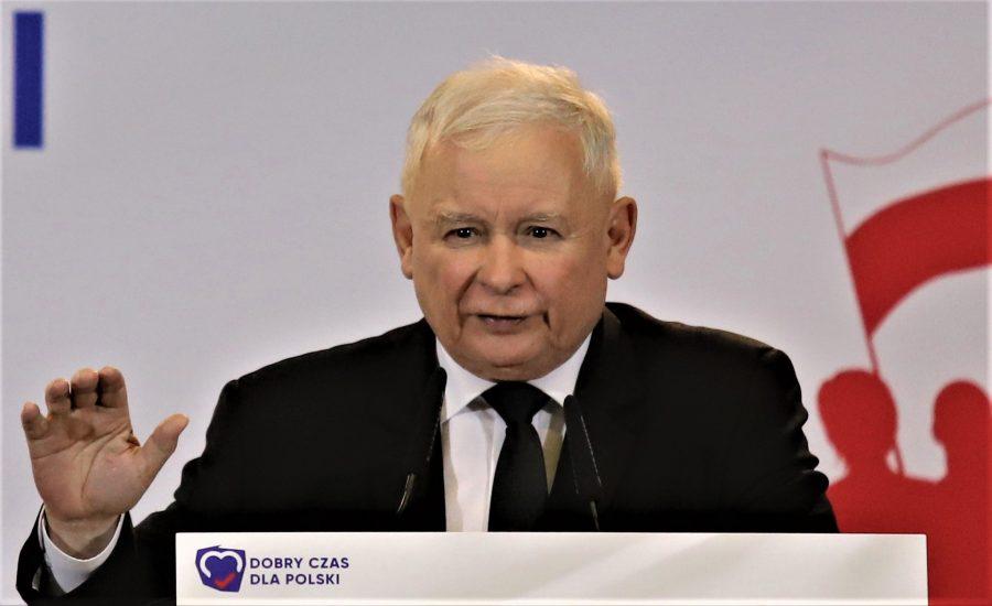 Kaczyński: Pogramy socjalne będą podtrzymane nawet w kryzysie