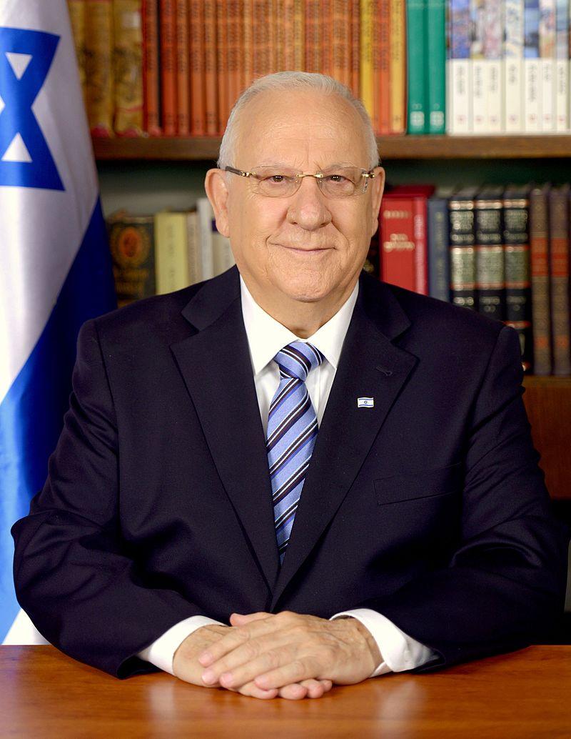 Prezydent Izraela spotkał się z polskimi Sprawiedliwymi