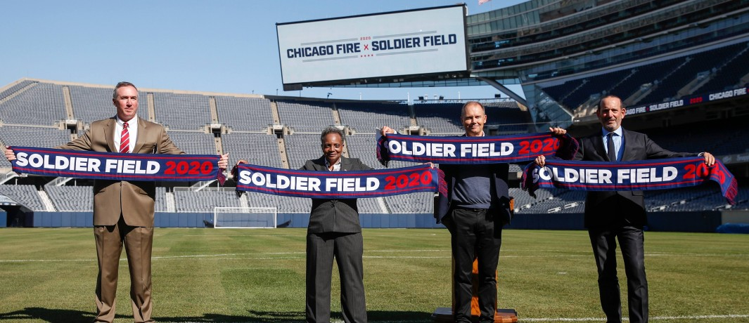 Chicago Fire wraca na Soldier Field